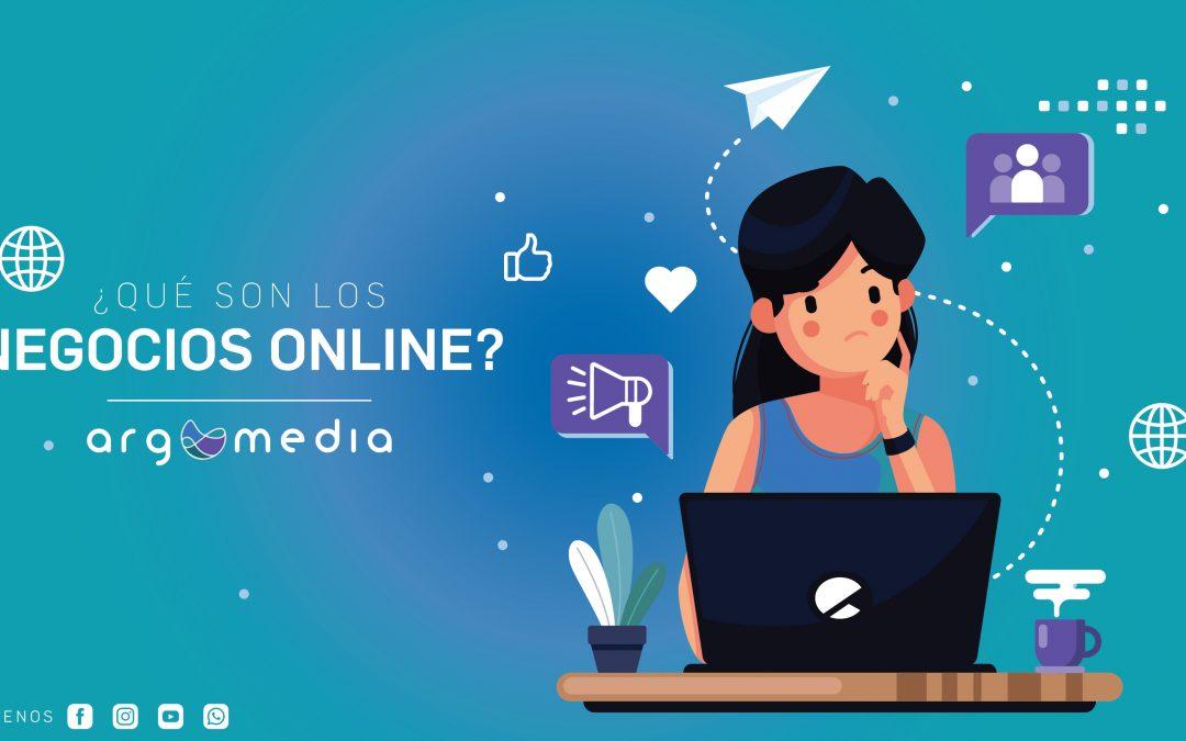 Tipos de negocios Online